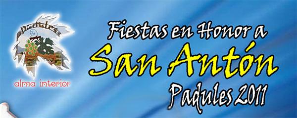 Fiestas San Antón 2011