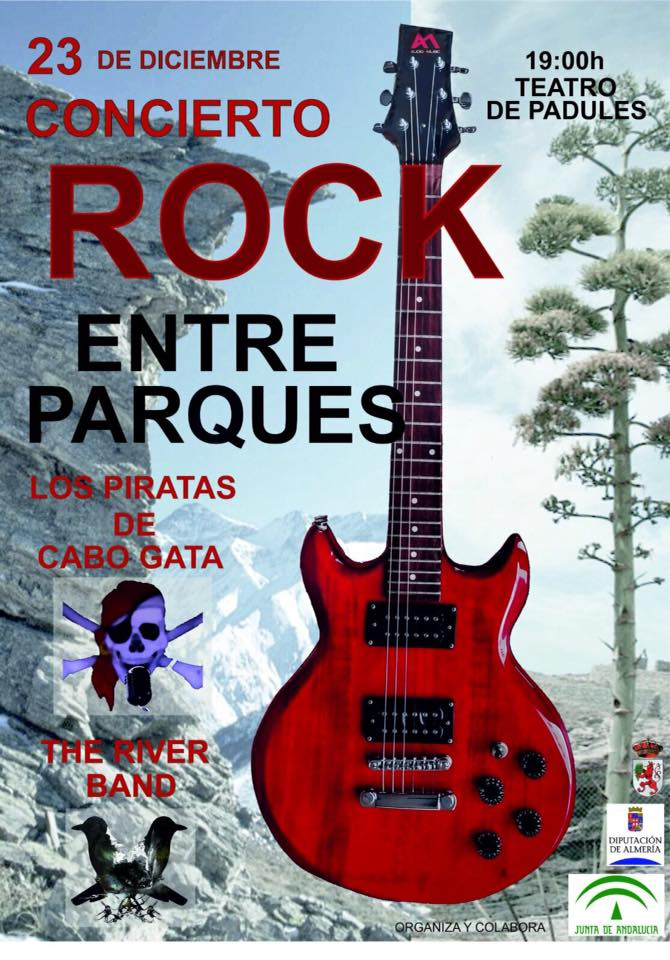 Rock entre Parques, Padules