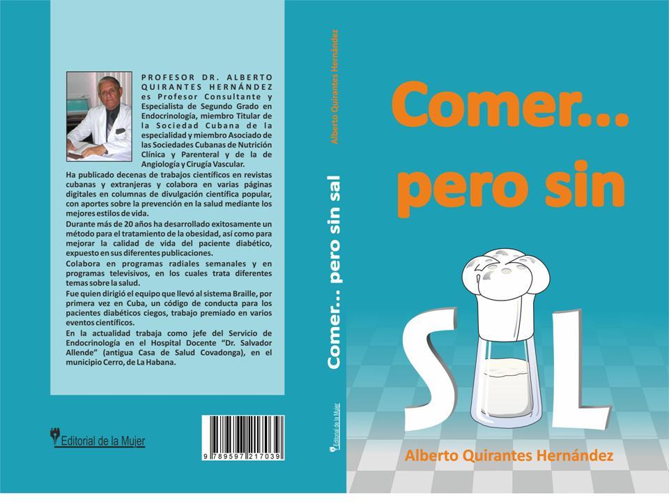 Comer Pero Sin Sal - Profesor Dr Alberto Quirantes Hernández
