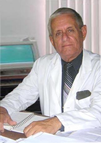 Profesor Alerto Quirantes Hernández