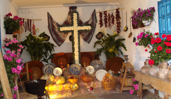 Cruces de Mayo Padules 2010