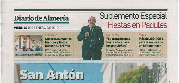 Diario de almeria - padules