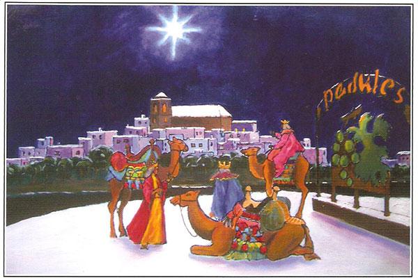 Feliz Navidad y prospero 2010