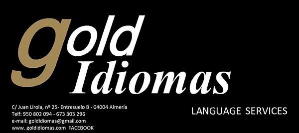 Gold idiomas
